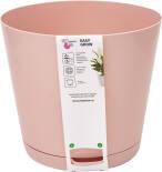 Горшок для цветов InGreen Easy Grow Розовый сад 4л