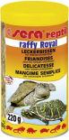Лакомство для рептилий Sera Raffy Royal с анчоусами 1л