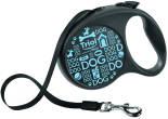 Поводок-рулетка для собак Triol Flexi до 25кг лента 5м