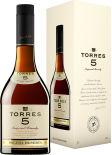 Бренди Torres Solera Reserva 5 y.o. 38% 0.7л п/у