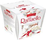 Конфеты Raffaello с цельным миндальным орехом в кокосовой обсыпке 150г