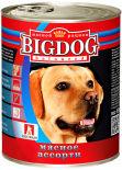 Корм для собак Зоогурман Big Dog Мясное ассорти 850г