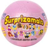 Игрушка Surprizamals Серия 2 Плюшевые фигурки зверят