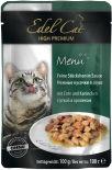 Корм для кошек Edel Cat Утка и кролик 100г