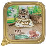 Корм для кошек Stuzzy Pate Cat паштет с телятиной и морковью 100г
