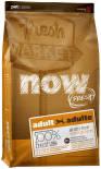 Сухой корм для собак Now Fresh Adult Беззерновой с индейкой уткой и овощами 11.35кг
