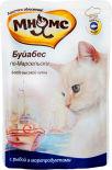 Корм для кошек Мнямс Буйабес по-Марсельски рыба с морепродуктами 85г