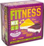Чизкейк Cheeseberry New-York Fitness mix замороженный 400г