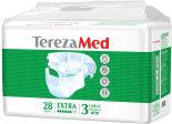 Подгузники TerezaMed Extra L для взрослых 28шт