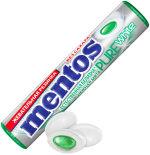 Жевательная резинка Mentos Pure White Нежная мята 15.5г