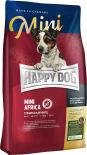 Сухой корм для взрослых собак Happy Dog Страус 4кг