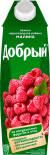 Нектар Добрый Яблоко-малина-черноплодная рябина 1л