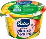 Йогурт Valio с манго 2.6% 180г