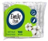 Ватные палочки Emily Style 100шт