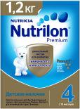 Смесь Nutrilon Premium 4 Junior С 18 месяцев 1.2кг
