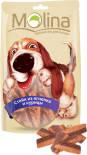 Лакомство для собак Molina стейк из Ягненка и Курицы 80г