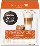 Кофе в капсулах Nescafe Dolce Gusto Latte Macchiato со вкусом карамели 16шт