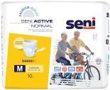 Трусы впитывающие Seni Active Normal Medium для взрослых 10шт