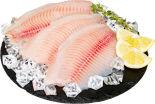Филе рыбы Тилапия из замороженного сырья 0.1-0.3кг
