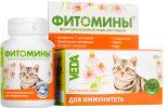 Фитомины для кошек Veda для иммунитета 50г