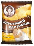 Чипсы Хрустящий Картофель с солью 160г