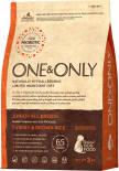 Сухой корм для собак One&Only Junior индейка с рисом 3кг