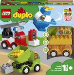 Конструктор LEGO Duplo My First 10886 Мои первые машинки