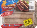 Колбаски Мираторг Острые для гриля из мяса птицы 400г