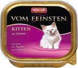 Корм для котят Animonda Vom Feinsten Kitten с ягненком 100г