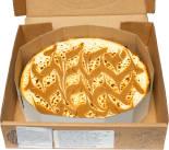 Чизкейк Sweet Street Desserts с соленой карамелью замороженный 1.54кг