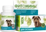 Фитомины для собак Veda для суставов 50г