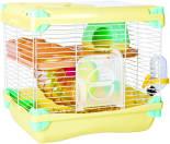 Клетка для мелких животных Triol Парк приключений 27.5*20.5*25см