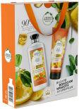 Подарочный набор Herbal Essences Белый грейпфрут и мята Шампунь 400мл +Бальзам-ополаскиватель 180мл