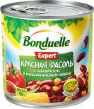 Фасоль Bonduelle Expert Красная с кукурузой в мексиканском соусе 430г