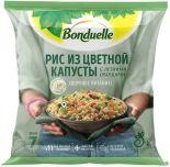 Смесь овощная Bonduelle Рис из цветной капусты с летними овощами быстрозамороженная 400г