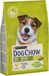 Сухой корм для собак Dog Chow Small Breed Adult с курицей 2.5кг