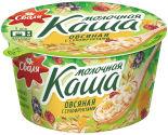 Каша молочная Сваля Овсяная с сухофруктами 6% 200г