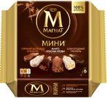 Мороженое Магнат мини мультипак 6шт 286г