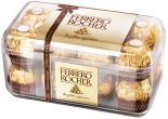 Конфеты Ferrero Rocher хрустящие из молочного шоколада 200г