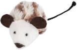 Игрушка для животных Fancy Pets Мышь с погремушкой 7см
