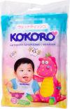 Нагрудники детские Kokoro одноразовые с карманом 10шт