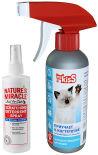 Набор товаров для кошек Спрей для кошек 8 in 1 Natures Miracle Отпугивающий против царапанья 236мл + Корректор поведения Ms. Kiss Приучает к когтеточке для кошек 200мл