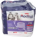 Подгузники-трусы Maditol для взрослых размер M 10шт
