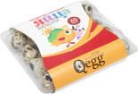 Яйца Qegg перепелиные столовые для детского питания 20шт