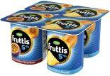 Продукт йогуртный Fruttis Персик-маракуйя Ананас-дыня 5% 4шт*115г