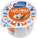 Йогурт Valio Laplandia сливочный с ржаным хлебом и корицей 7% 180г