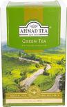 Чай зеленый Ahmad Tea Green Tea 100г