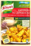 Сухая смесь Knorr На Второе Картошка по-деревенски со сливочно-чесночным соусом 28г