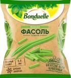 Фасоль стручковая Bonduelle зеленая резаная тонкая быстрозамороженная 400гр
