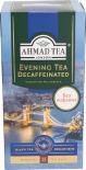 Чай черный Ahmad Tea Вечерний с бергамотом 25 пак